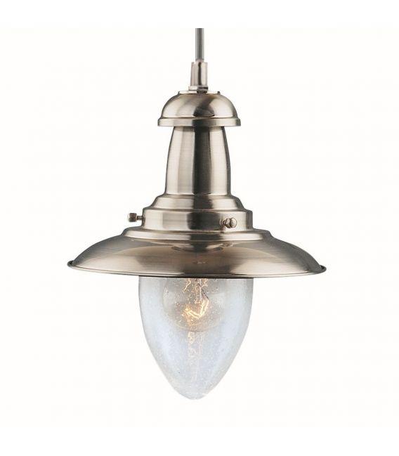 Pakabinamas šviestuvas FISHERMAN Ø18cm 5787SS