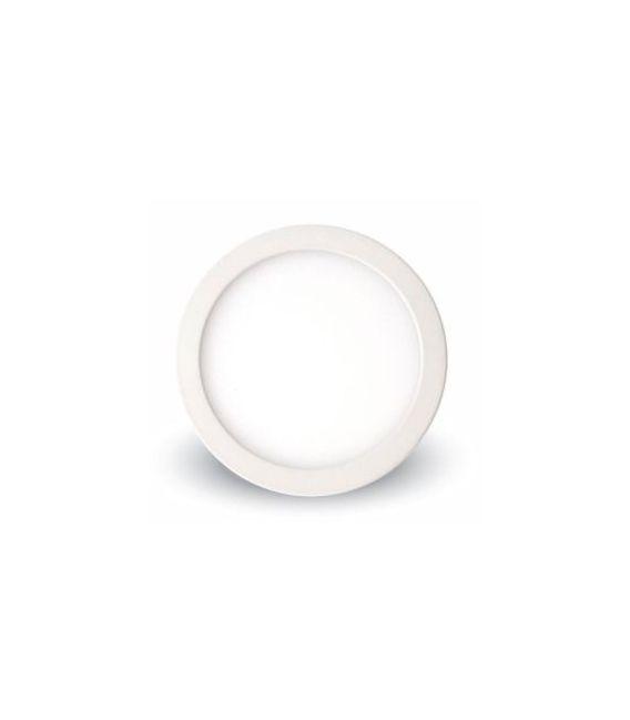 Paviršinė LED panelė 6W, apvali