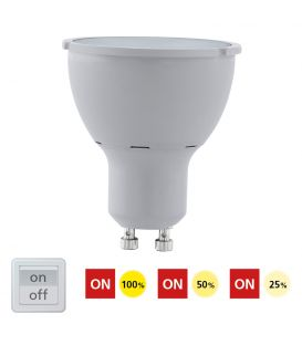 LED LEMPA 5W GU10 DIMERIUOJAMA 11541