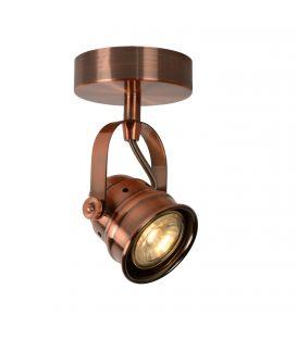 Lubinis šviestuvas CIGAL 1 Red Copper 77974/05/17