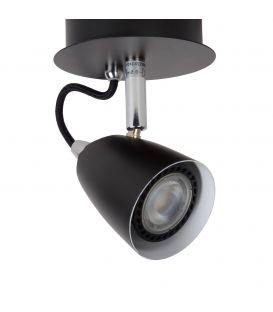 Lubinis šviestuvas RIDE-LED GU Black