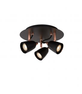 Lubinis šviestuvas RIDE-LED 3 Red Copper