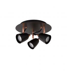 Lubinis šviestuvas RIDE-LED 3xGU Red Copper