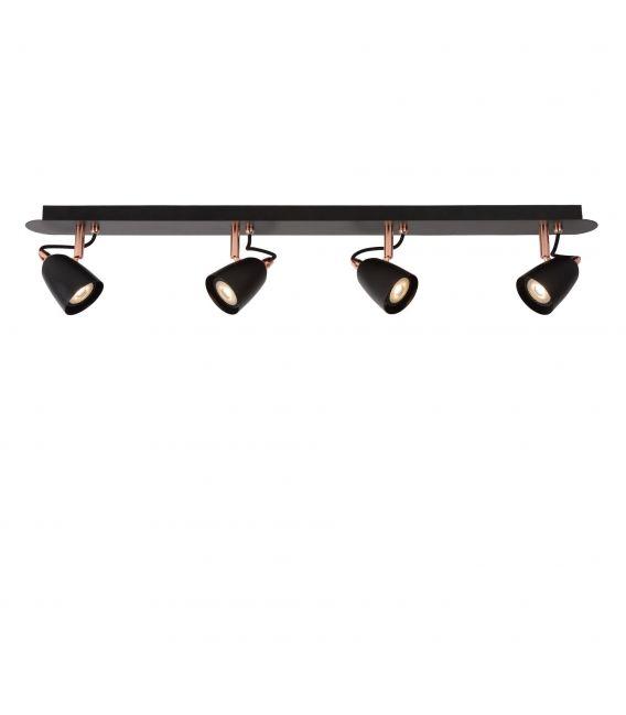 Lubinis šviestuvas RIDE-LED 4xGU Red Copper