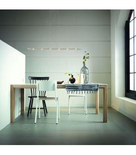 Pakabinamas šviestuvas MATRIX LED 6x4,5W aluminium