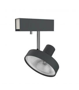 Lubinis šviestuvas CROSS GRAPHITE I 6956