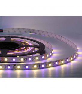 Lanksti LED juosta RGB 12W 12V IP67 hermetiška