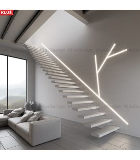 LED profilis KOZEL