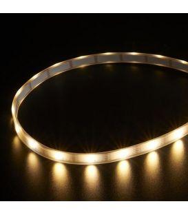 Lanksti LED juosta šilta balta 3W 12V IP67 hermetiška