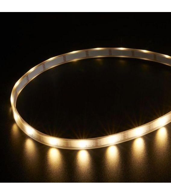 Lanksti LED juosta šilta balta 3W 12V IP20