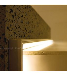 LED profilis 45-ALU B4023ANODA