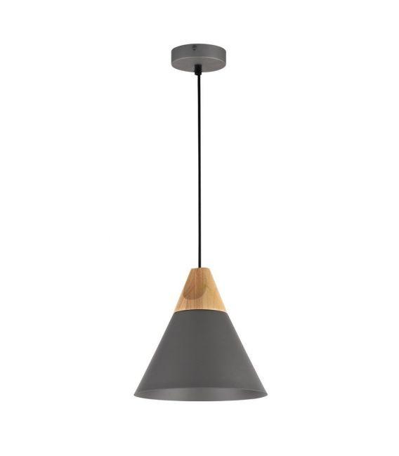 Pakabinamas šviestuvas BICONES Gray