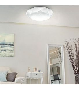 Lubinis šviestuvas CRYSTALLIZE LED Ø52