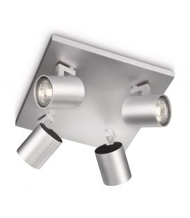 Lubinis šviestuvas RUNNER 4 Aluminium