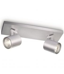Lubinis šviestuvas RUNNER 2 Aluminium