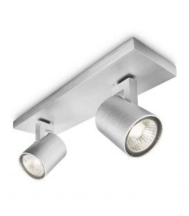 Lubinis šviestuvas RUNNER 2 Aluminium 53092/48/12