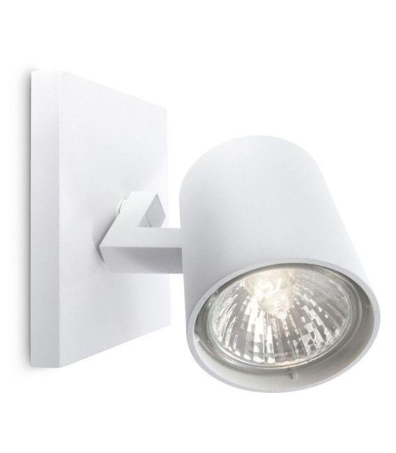 Sieninis šviestuvas RUNNER White 53090/31/12