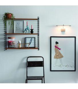 Sieninis šviestuvas MAHOGANY LED 1x5W