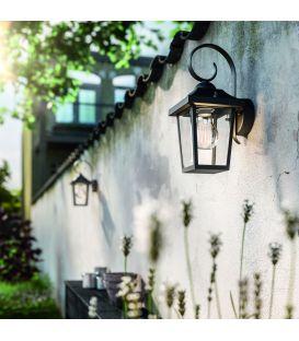 Sieninis šviestuvas BUZZARD IP44 17236/30/PN