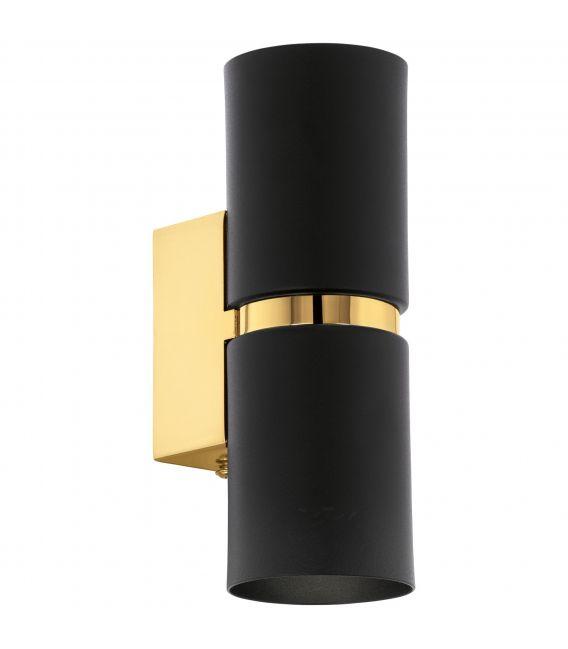 Sieninis šviestuvas PASSA LED Gold