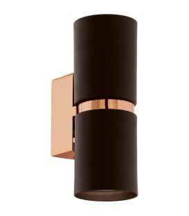 Sieninis šviestuvas PASSA LED Copper 95371