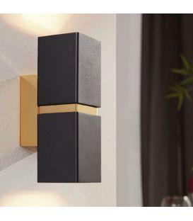 Sieninis šviestuvas PASSA LED Gold 95373
