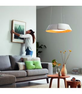 20W LED Pakabinamas šviestuvas NONAGON 49021/31/P1