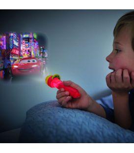 Vaikiškas žibintuvėlis CARS LED