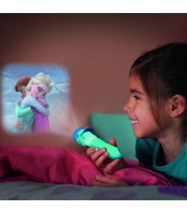 Vaikiškas žibintuvėlis FROZEN LED 871869612271