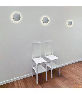 Sieninis šviestuvas BORA BORA LED Silver 6W