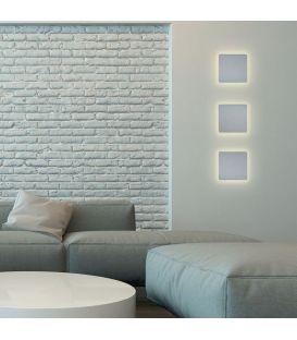 Sieninis šviestuvas BORA BORA LED Silver 13x13