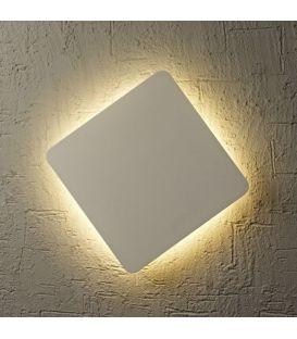 Sieninis šviestuvas BORA BORA LED White 18x18 C0104