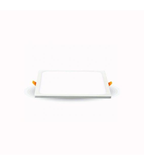 Įmontuojama LED panelė FRAMELESS kvadratinė 3000K