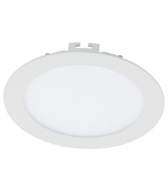 Įmontuojama LED panelė FUEVA 1 10,9W Ø17 3000K
