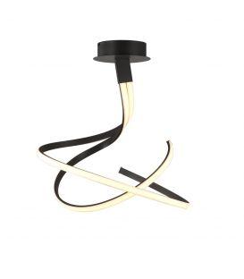 50W LED pakabinamas šviestuvas NUR Brown Oxide 5361