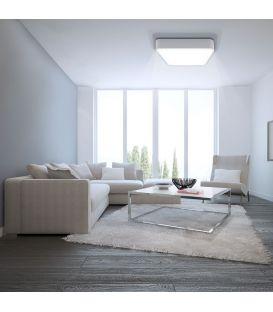 80W LED lubinis šviestuvas CUMBUCO 60x60 4200K 5513