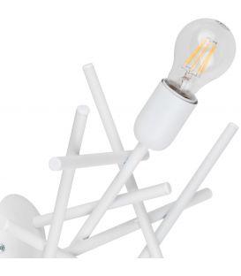 Sieninis šviestuvas GLENN White