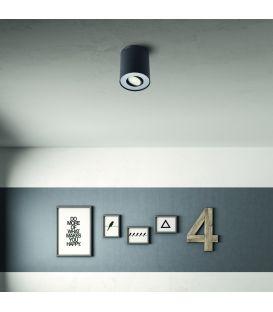 Lubinis šviestuvas PILLAR Black 56330/30/PN
