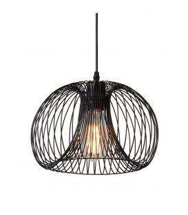 Pakabinamas šviestuvas VINTI Ø30 Black
