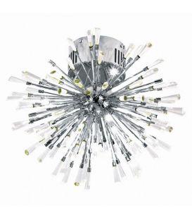 Lubinis šviestuvas VIVALDO 1 Ø48 Silver