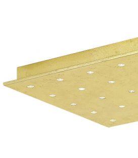 Lubinis šviestuvas VEZENO 1 LED 47x47 Silver