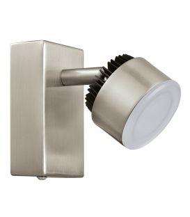 Sieninis šviestuvas ARMENTO LED 1 Nickel