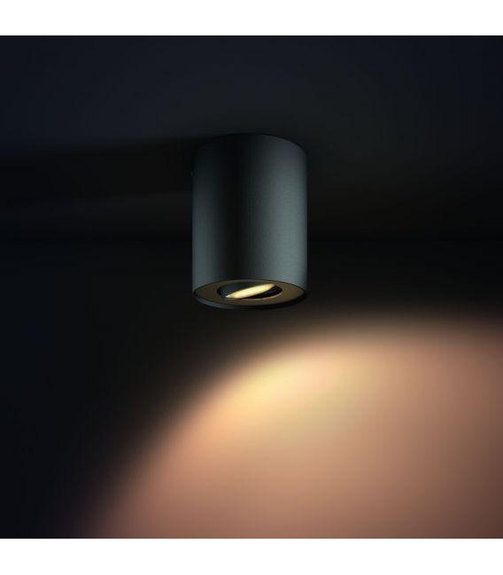 Lubinis šviestuvas PILLAR HUE Black