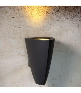 Sieninis šviestuvas KANDA Black IP54