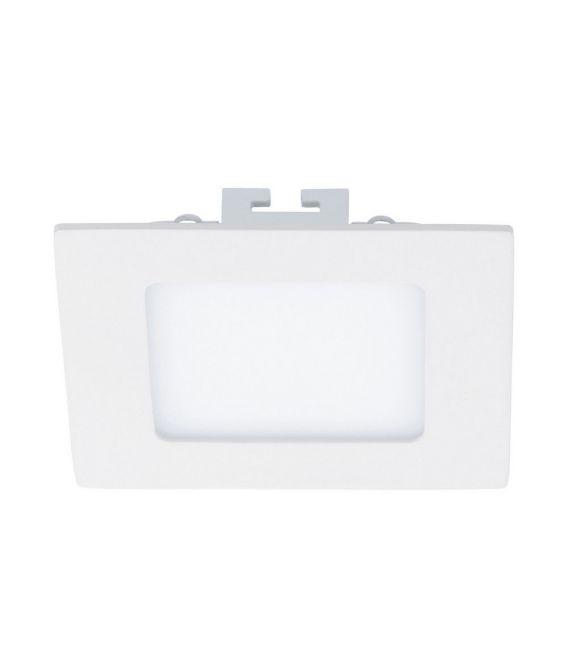 Įmontuojama LED panelė FUEVA 1 5,5W 12x12 3000K