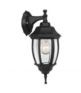 Sieninis šviestuvas TIRENO Black IP44 11833/01/30