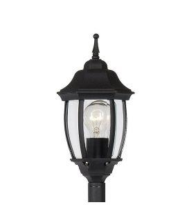 Pastatomas šviestuvas TIRENO 120 Black IP44 11835/01/30