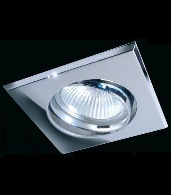 Įmontuojamas šviestuvas SPOT METALLIC