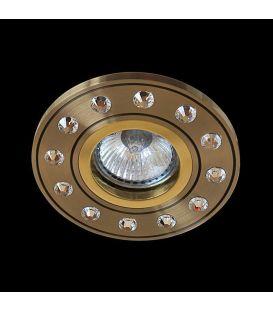 Įmontuojamas šviestuvas METTALIC SPOTLIGHTS