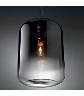 Pakabinamas šviestuvas KEN SP1 Ø30 Cromo